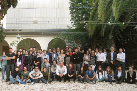 Participants in Castellón's Workshop of Architecture 2009